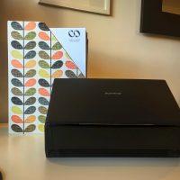 Fujitsu ScanSnap iX500 Desktop Scanner